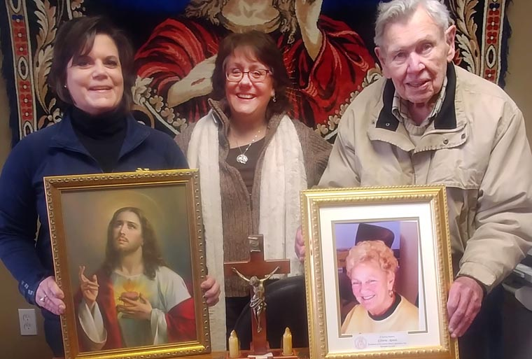 Apostolate carries on in memory of Gloria Anson