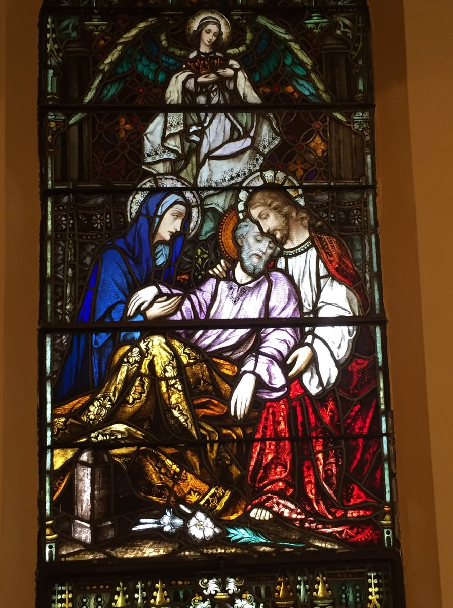 A reflection on St. Joseph