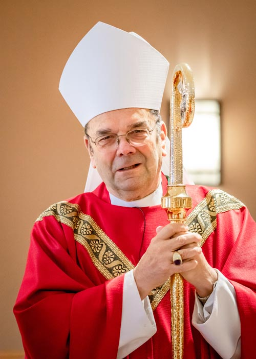 Bishop Confirmation 2018 017 copy - Bishop confirms 63 at Holy Cross
