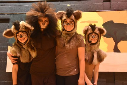 "IC Lion King 2 - IC School roams with the ""lions"""