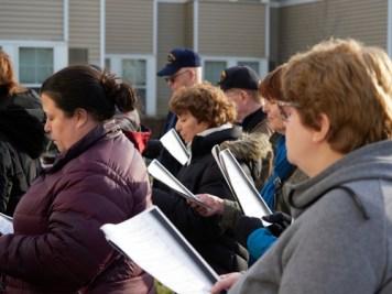 3160290 - Baldwinsville parish choir members bring special concert to sisters