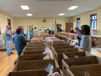 image005 - Pack those cars: Southern Tier church, club tackle hunger