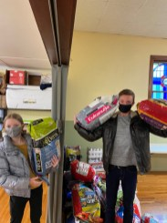 image009 - Pack those cars: Southern Tier church, club tackle hunger