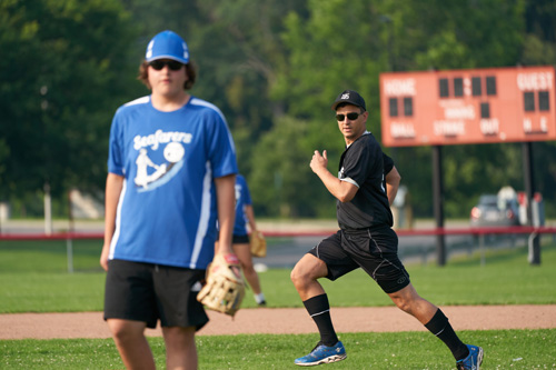 CFW0919 - Annual vocations softball game is a hit