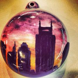 Nashville ornament