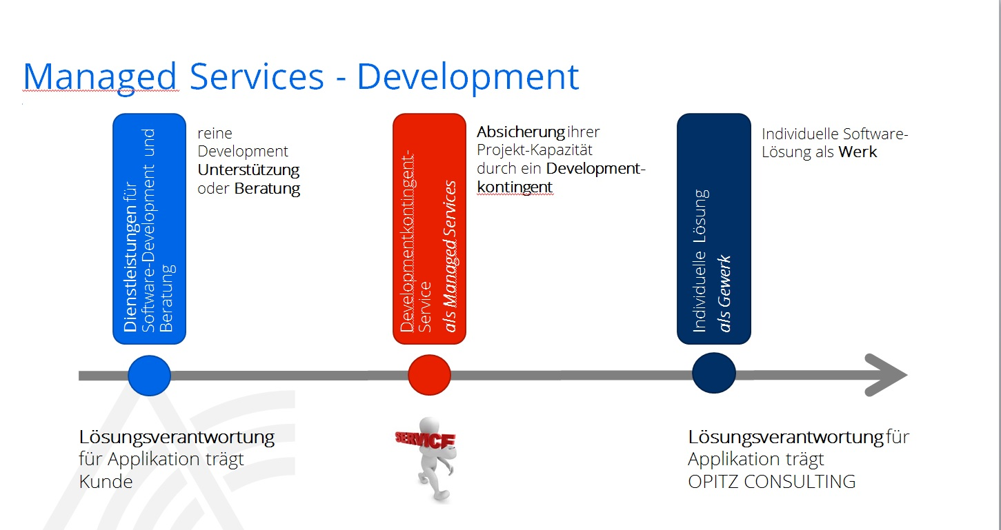 Managed Services - Development