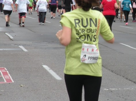 Cause-Running Review: Run for Our Sons