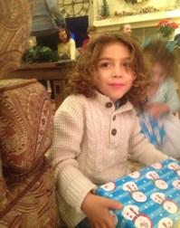 Christmas age 4