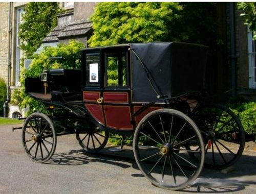 The Cavalry of Heroes - Weddings and Event Landau Carriage, Herefordshire and Wales