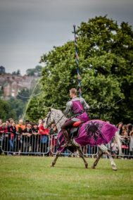 The Cavalry of Heroes performing Medieval Jousting Show at Lambeth Country Show 2017 Knights on Horseback 24