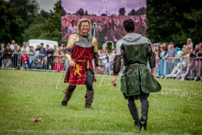 The Cavalry of Heroes performing Medieval Jousting Show at Lambeth Country Show 2017 Knights on Horseback 50