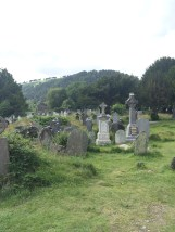 Cemetary at Glendalough
