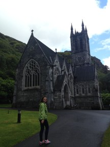 church at Kylemore Abbey