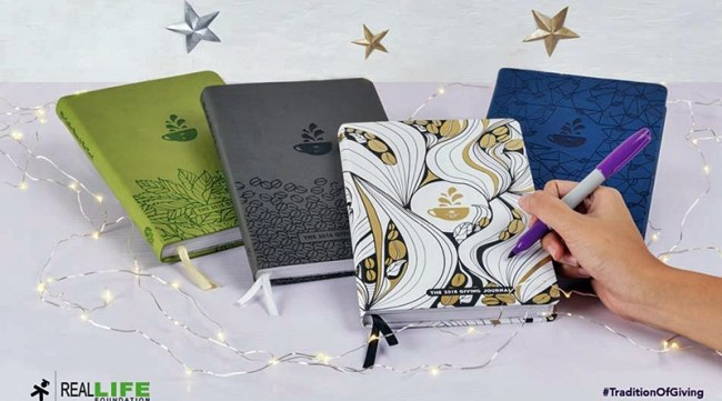 giving journal 2018 cover