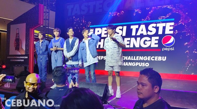 CEB - Pepsi Taste Challenge