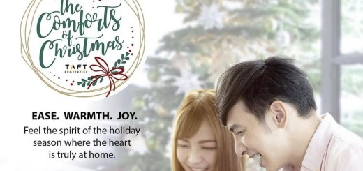 CEB - Taft Comforts of Christmas