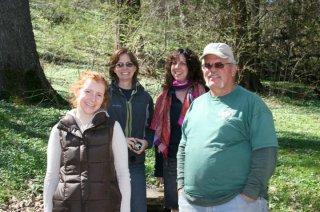 The Staff at the Wissahickon Environmental Center aka the Tree House