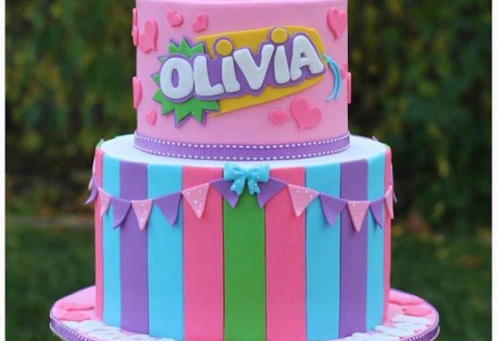 25 Beautiful Girls Birthday Cake Ideas For All Little Big