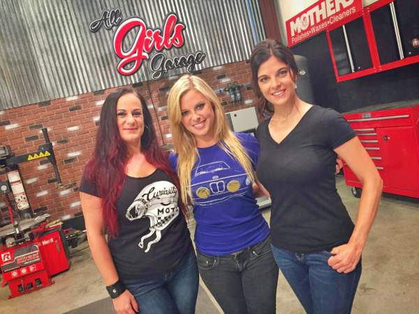 All Girls Garage Cristy Lee