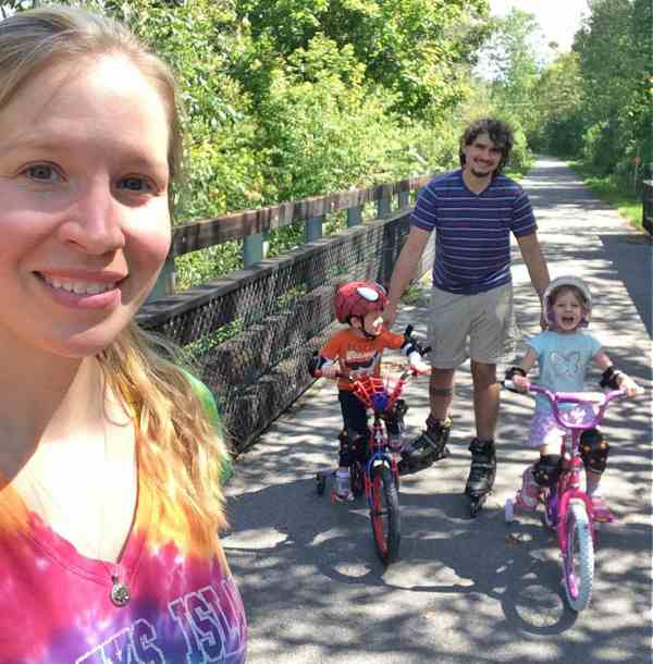 Dr Emily Thomas Husband-kids