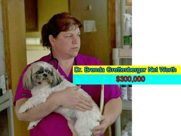 dr brenda grettenberger net worth
