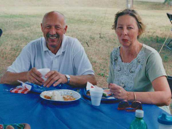Dr Pol and his wife