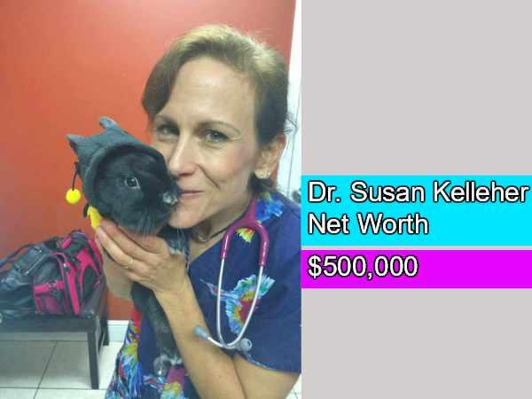 Dr. Susan kelleher net worth