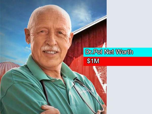 Dr.Pol Net Worth