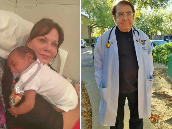 Dr Nowzaradan Wik Bio Age Married Life Family Wife Son Kids