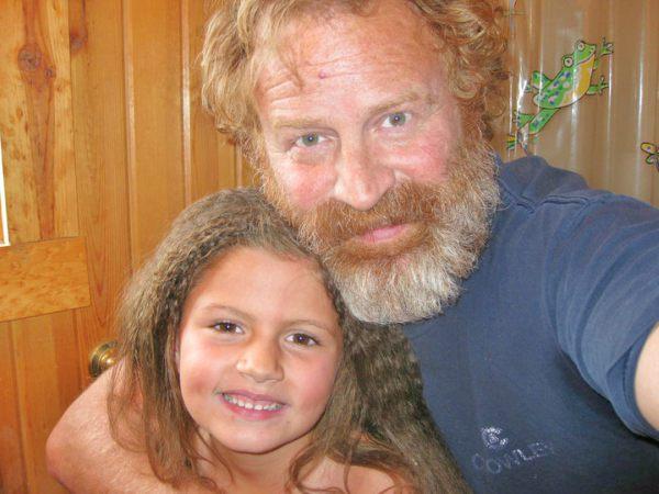 Jane Kilcher ex-husband and daughter Piper