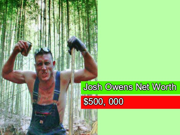 Josh Owens Moonshiners Net Worth