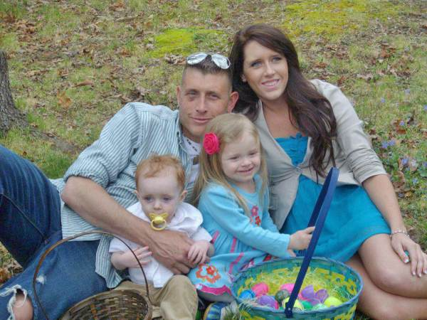 Josh Owens Moonshiners and his sister Chelsea Morris