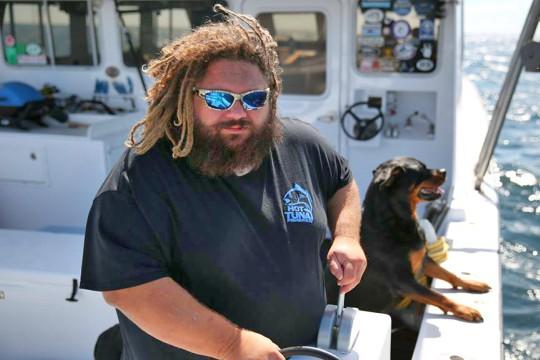 Wicked Tuna cast TJ Ott