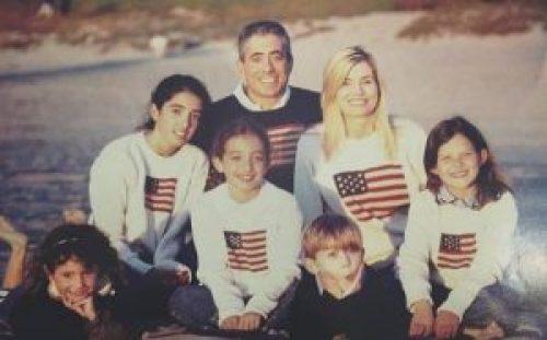 Nadine Macaluso and John Macaluso family
