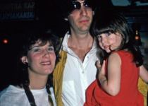 Alison Berns and Howard Stern