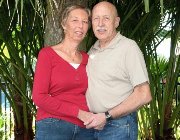 Diane Pol and her longtime husband Dr. Pol