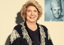 Faye Chrisley and her deceased husband