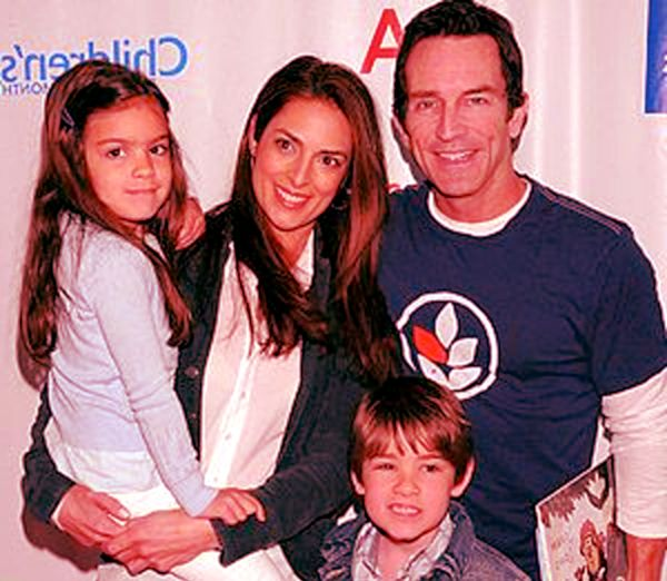 Jeff Probst current wife and children