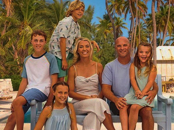 Sarah Baeumler husband and kids