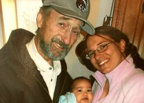 Bob Harte daughter Talicia and Granddaughter