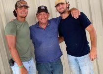 Brock Theriot, Troy Landry, Aaron Lee