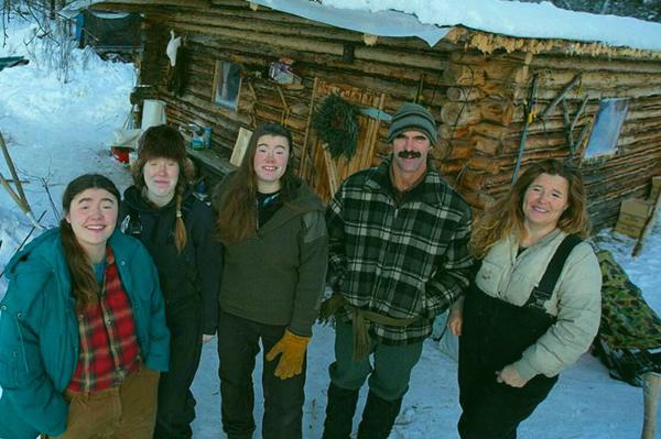 Lewis Family Last Alaskans