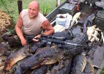 Swamp People cast Ron Methvin