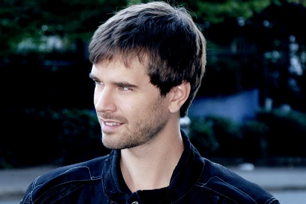 Actor, photographer and film maker, Graham Wardle