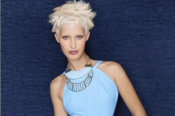 Model Brittany McKey Sullivan