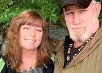 Dave Canterbury wife Iris Canterbury