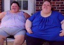 1000 lb Sisters: Amy Slaton & Tammy Slaton(R)