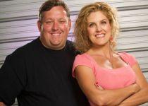 Rene Nezhoda with wife Casey Nezhoda