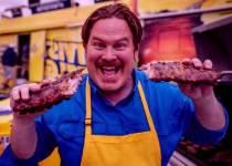 Man V. Food star Casey Webb