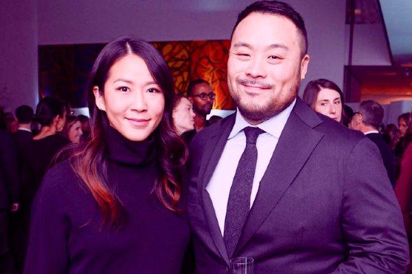 David Chang wife
